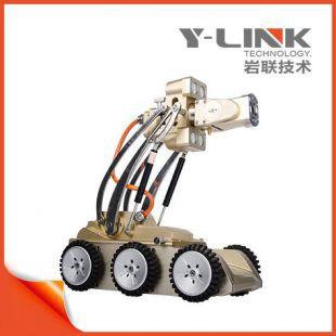 巖聯YL-CCTV國內地下管道檢查機器人,數據準確