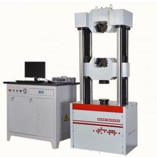 四立柱微机控制电液伺服式wan能试验机