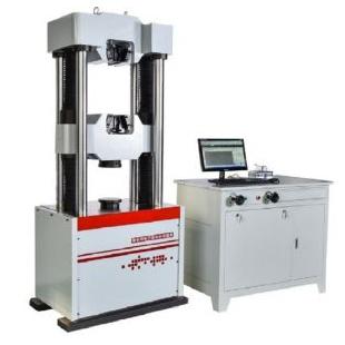 六立柱微機控制電液伺服式萬能試驗機