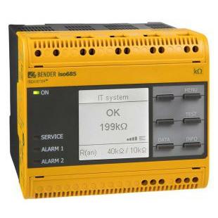 德国本德尔ISOMETER® iso685-D-CN 绝缘监视仪