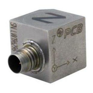 美国PCB三轴高灵敏度陶瓷剪切ICP®加速计356A15