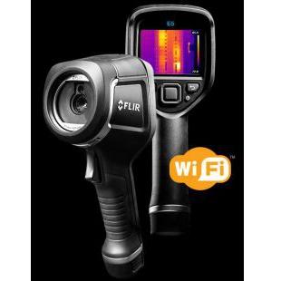 美国福莱尔采用MSX®技术且具有WI-FI功能的红外热像仪FLIR E5