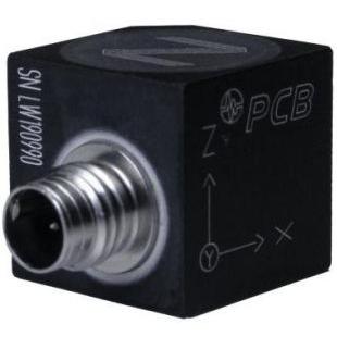 美国PCB三轴高灵敏度陶瓷剪切ICP®加速度356A16