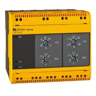 絕緣電壓檢測儀LINETRAXX  VMD258測量和監視繼電器