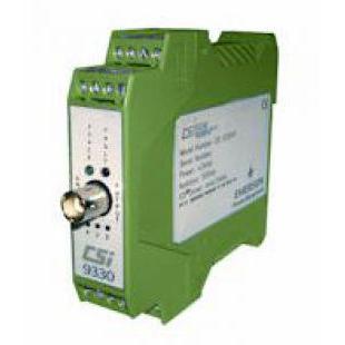美國艾默生振動變送器檢測儀 CSI 9330VP