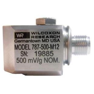 美捷特振动传感器低频加速度计 787-500-M12