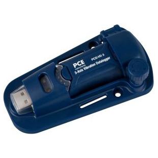 FFT分析的振动计/测量轴加速度/振动计PCE-VD 3