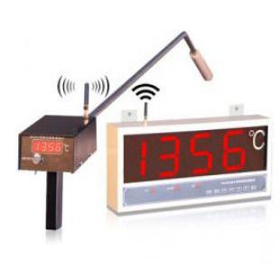 杰博 W660无线式大屏幕熔炼测温仪