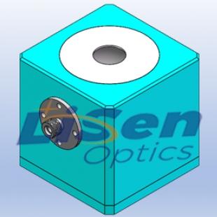 大孔径透射积分球