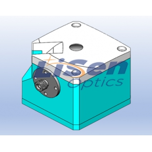 光学弧形角度定位透射积分球
