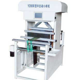 Y208W型半自动小样织布机
