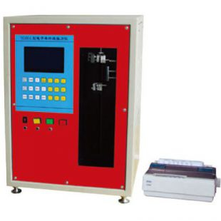 YG004型电子单纤维强力仪