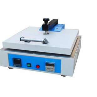 YG607A平板式壓燙儀