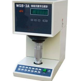 WSB-3A型智能式数字白度仪