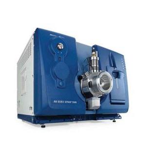 AB SCIEX 5500? LC/MS/MS 三重四极杆 液质联用仪