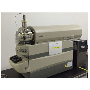 AB Sciex API 3200 LCMSMS System 液质联用仪