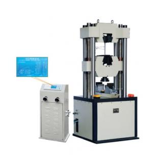 信百诺数显式液压万能试验机WE-100B