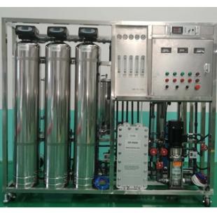 品罩厂/防护服厂专用超纯水供水设备