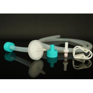 无锡耐思NEST、细胞工厂小孔转换盖,接内径3/8英寸(9.5 mm)软管 、740301