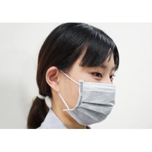 无锡耐思NEST、四层灰色活性炭口罩、922101