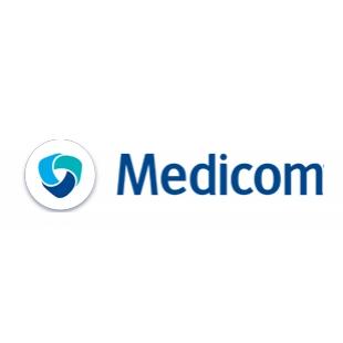 加拿大麦迪康Medicom口罩.三层.蓝 2315
