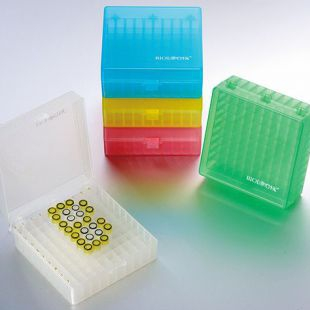 山东巴罗克PP冷冻盒2英寸81格90-9081