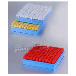山东巴罗克 1.5ml冻存管+2英寸冻存盒 89-9152