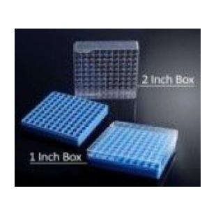 山东巴罗克 可扫描型至尊版冻存管专用冻存盒 2英寸98-0213