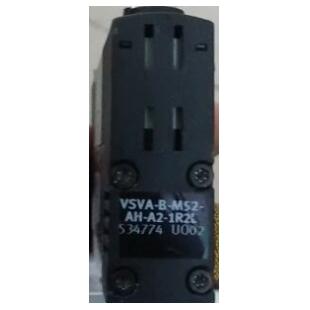 全新原装FESTO费斯托VSVA-B-M52-AH-A2-1R5L电磁阀546767