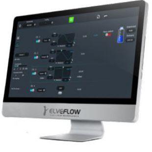 法國Elveflow微流控儀器智能界面操作軟件ESI