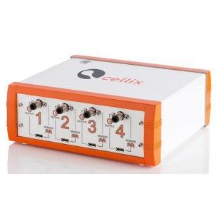 爱尔兰Cellix微流控四通道压力泵4U