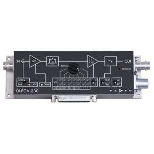 DLPCA-200可变增益电流放大器