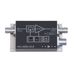 HVA系列帶寬電壓放大器