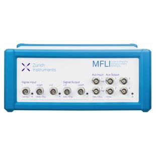 苏黎世(ZI)锁相放大器MFLI500kHz/5MHz