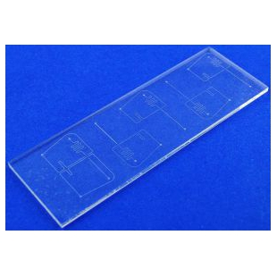 液滴發生器芯片 – 玻璃芯片