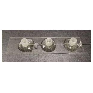 同轴流双乳液滴玻璃毛细管芯片