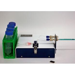 A4纸大小四通道P4SPR表面等离子体共振分析仪(生物分子相互作用分析)