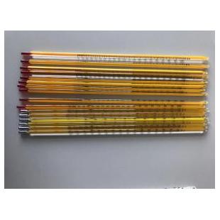 常州奥凯电子  0-100.0-200.0-300.丝印玻璃水银温度计。玻璃棒水银30cm温度计