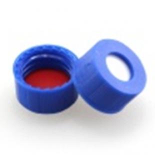 蓝色白胶红膜盖垫