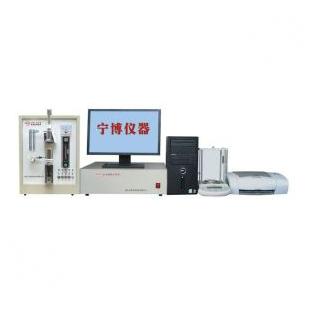 南京宁博电弧红外碳硫分析仪N-HW2000D(T)