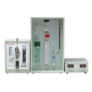 南京宁博碳硫联测分析仪NQR-3型