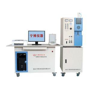 南京宁博高频红外碳硫分析仪N-HW2000A型