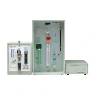 南京宁博碳硫联测分析仪NQR-2B型