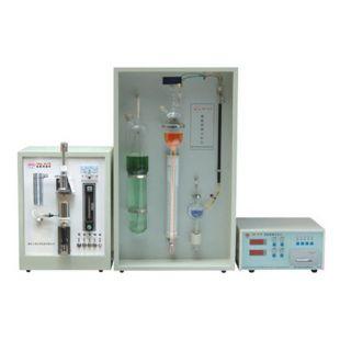 南京宁博碳硫联测分析仪NQR-3B型