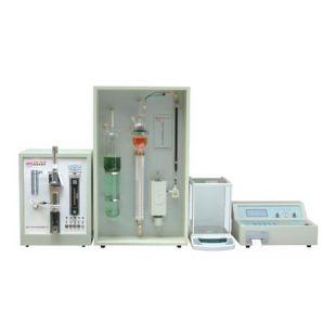 南京宁博智能全自动碳硫联测分析仪NQR-4B