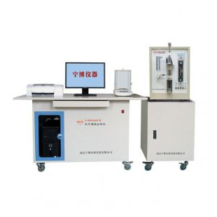 南京宁博电弧红外碳硫分析N-HW2000D型