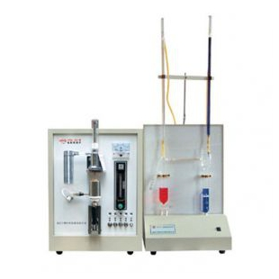 南京宁博碳硫联测分析仪N80型