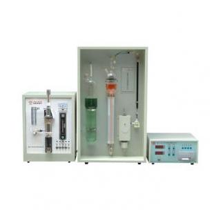 南京宁博全自动碳硫联测分析仪 NQR-4型