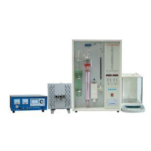 南京宁博管式智能全自动碳硫联测分析仪NQR-4D型
