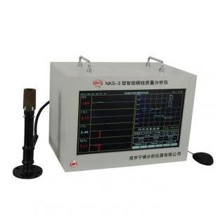 南京宁博智能碳硅质量分析仪NKS-3型